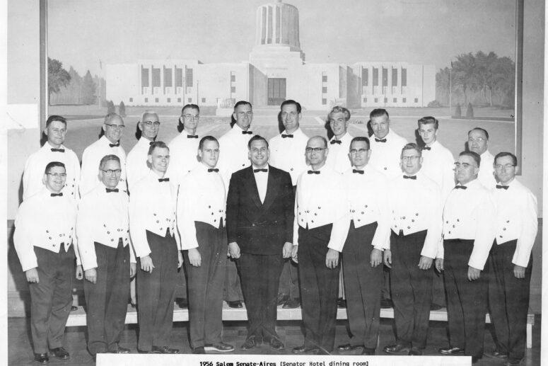 Early SenateAires - 1956